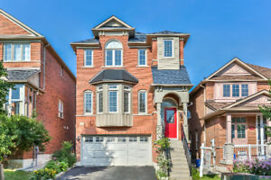 Markham 4 Bdrms detached house for sale-- Seller Motivated!!