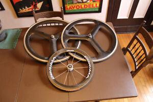 DRIVETRAIN wheels ROUES Pneus Tires HUBS HED 3 700 29er 26
