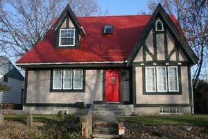 East hill Tudor home