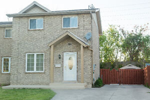 Immaculate 3 level home, featuring 3 Bedrooms and 3 Bathrooms.