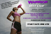 WOMEN'S ONLY BOOTCAMP STARTING JUNE 6TH!
