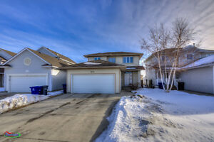 Excellent location, finished basement, garage and large yard!