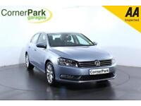 2013 VOLKSWAGEN PASSAT HIGHLINE TDI BLUEMOTION TECHNOLOGY SALOON DIESEL