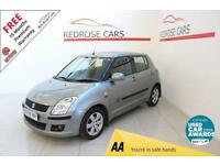 2009 58 SUZUKI SWIFT 1.5 GLX 5D 100 BHP