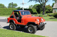 Looking for a trade for my 1977 CJ5
