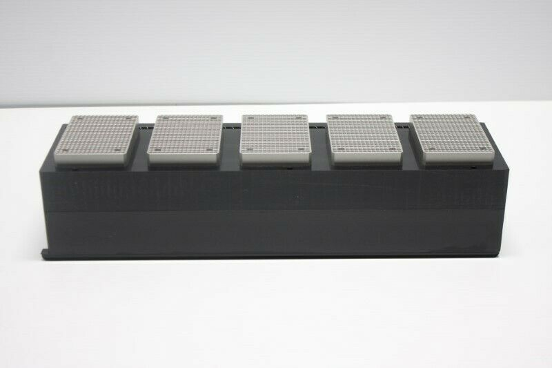 Hamilton Microlab Star Starlet 182035 PCR Microplate Landscape Carrier 384-well
