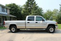 2007 GMC Sierra 2500hd lbz duramax 6 speed Allison transmisson