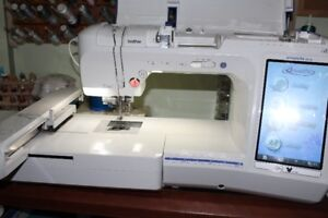 Brother Innov-is 6000D Embroidery/ Quilting/ Sewing Machine
