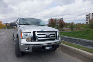 2012 Ford F-150, XLT, Supercrew, 4x4