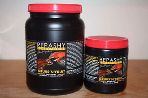 Repashy Superfoods- Original MRP, Grubs 'N' Fruit