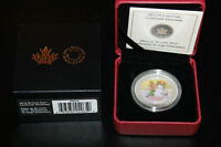 2013 50 cent Snowman Canada Coin Silver Lamp Signed Trades