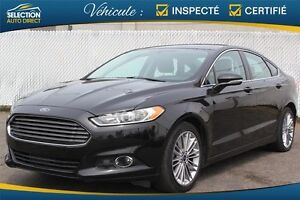 Ford Fusion 4dr Sdn SE AWD 2014