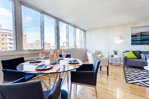 NICE APARTMENT In the HEART of Cote-Saint-Luc*Fall PROMOS