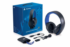 PlayStation 4 Gold Wireless Stereo Headset Cambridge Kitchener Area image 2
