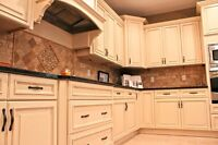 SOLID WOOD KITCHEN & BATH CABINETS FOR SALE