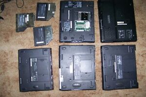 Lot of 9 OLD Parts Laptops and Laptop Accessories London Ontario image 2