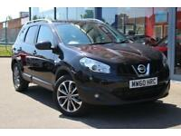 2011 NISSAN QASHQAI+2 1.5 dCi Tekna 7 SEATS, NAV, LEATHER, PAN ROOF and XENONS