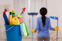 I can help you to clean your house 17$/hr. I also clean offices