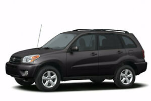 Wanted: 4x4 or AWD SUV or crew cab truck