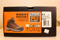TIMBERLAND Women's Steel Toe Work Boots