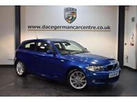 2009 09 BMW 1 SERIES 2.0 118I M SPORT 3DR 141 BHP