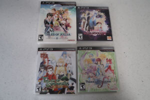 For Sale: Tale(s) Games PS3