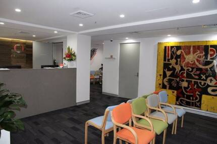RARE OPPORTUNITY IN MEDICAL CENTRE SYDNEY CBD O'CONNELL ST SYDNEY