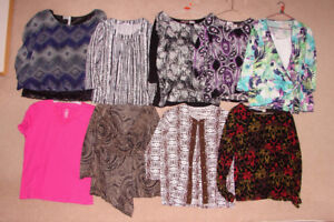 Tops, Dresses, Jackets - some New - size 16, XL