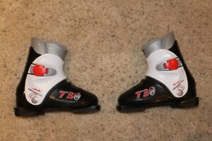 Kids Rear Entry Ski Boots - Used