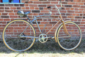 VINTAGE 1967 CCM RATROD BICYCLE