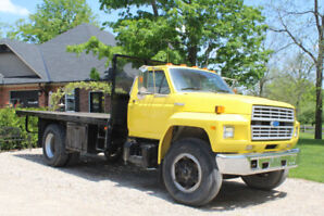 MUST SEE! FORD F800 FOR SALE! ONLY $6900.00