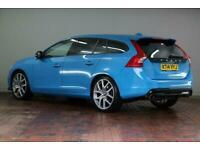 2014 Volvo V60 T6 [350] Polestar 5dr Geartronic Auto Estate Petrol Automatic