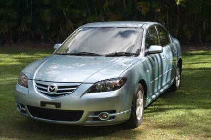 2006 MAZDA 3 NEO BK AUTO Capalaba Brisbane South East Preview
