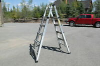 "Cosco 21"" Multi Ladder"