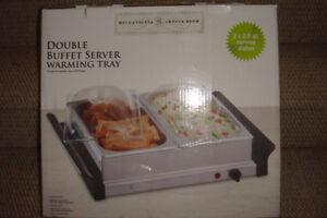 Buffet food warmer, pressure cooker