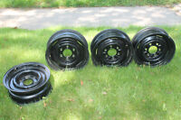 15 INCH 6 Bolt Pattern Chev rims for sale