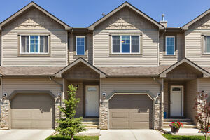 4-Bedroom Townhome in Airdrie