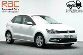 image for 2017 17 VOLKSWAGEN POLO 1.2 MATCH EDITION TSI DSG 5D 89 BHP