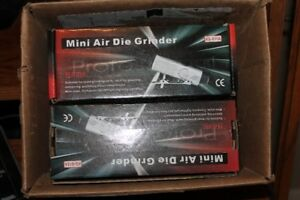 4 Mini Air Die Grinder's