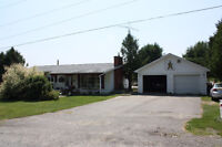 House for sale in New Brunswick...Quiet country living.