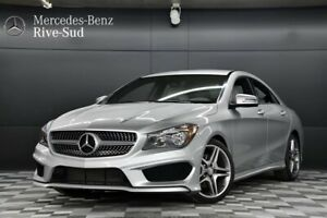 2015 Mercedes Benz CLA250 4MATIC Coupe