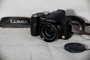 Panasonic Lumix FZ8 Digital Camera