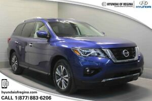 2017 Nissan Pathfinder SV V6 4x4 at
