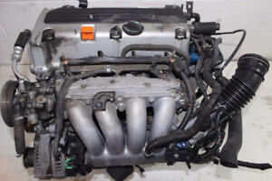 honda accord 2.4L engine available