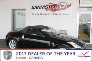 2005 Nissan 350Z w/Black Top/GT w/Bl...