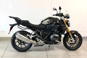 2018 BMW R1200R - Iced Chocolate Metallic $18,899.99 + HST