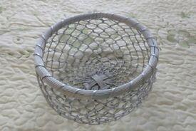 Aluminium basket