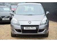 2011 Renault Scenic 1.5 EXPRESSION DCI FAP 5D 109 BHP + FREE NATIONWIDE DELIVERY