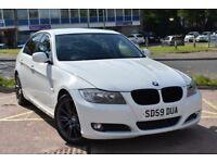 BMW 3 SERIES 318i ES (white) 2009