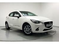2017 Mazda 2 SE-L Petrol white Manual
